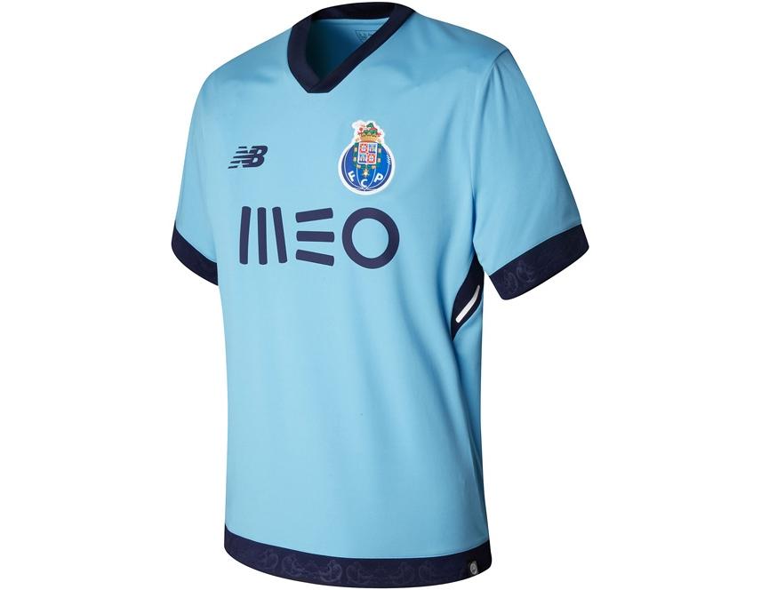 New Balance Camisola Oficial F.C.Porto Away 2017 2018. Please upgrade to  full version of Magic Zoom Plus™ 15ec68e32dad7