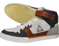 Le Coq Sportif Sapatilha Feston Mid Coated