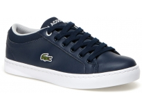 Lacoste Sapatilha Straightset Lace 316 1 Kids