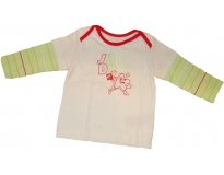 Nike long sleeve graphic infant
