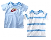 Nike Pack 2 T-shirts Gift Infante Boys