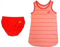Nike pack t-shirt alças+calçao sunsport infant girls