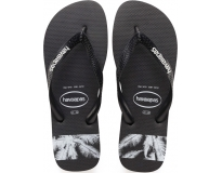 Havaianas Chinelo Top Stripes Logo