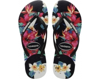 Havaianas Chinelo Slim Tropical Floral W