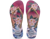 Havaianas Chinelo Slim Tropical Sunset W