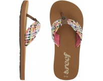 Reef chinelo little mallory scrunch kids