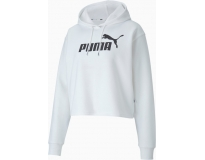Puma Sweat C/ Capuz Cropped Elevated Essentials W