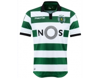 Macron camisola oficial sporting c.p. 2016/2017 home