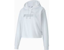 Puma Sweat C/Capuz ESS+ Metallic Cropped W