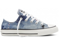 Converse Sapatilha All Star Ox Ash