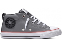 Converse Sapatilha All Star Chuck Taylor Street HI Jr