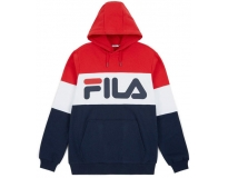 Fila Sweat C/ Capuz Night Blocked
