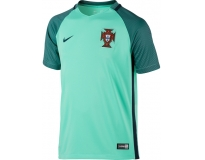 Nike camisola oficial portugal away 2016 jr