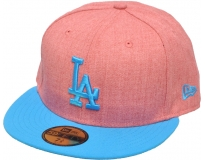 New era bone heather cont