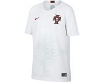 Nike Camisola Oficial Portugal Breathe FFF Away Stadium 2018