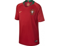 Nike Camisola Oficial Portugal Breathe Home 2018 Jr