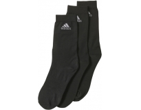 adidas Meias Pack3 Performance Crew Thin