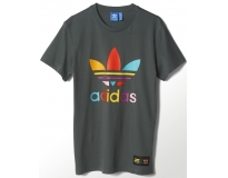 Adidas t-shirt supercolor trefoil pharrell williams