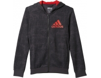 Adidas casaco boys essentials all over printed full k