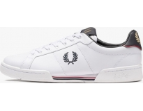 Fred Perry Sapatilha B722 Leather