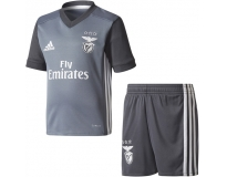adidas Mini Kit Oficial S.L.Benfica 2017/2018 Away Kids