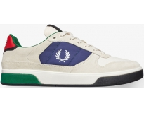 Fred Perry Sapatilha B300 Suede/Poly