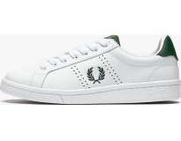 Fred Perry Sapatilha Authentic Leather