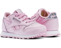 Reebok sapatilha classic leather pastel inf