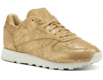 Reebok sapatilha classic leather  shimmer w