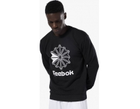 Reebok Sweat French Terry Big Starcrest Crew