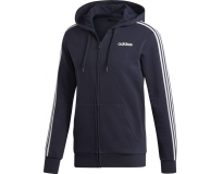 adidas Casaco C/ Capuz Essentials 3 Stripes Fleece