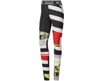 Reebok Legging Meet You There Engineered W