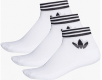 adidas Meias Pack3 Trefoil Ankle