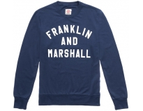 Franklin & marshall sweat logo
