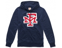 Franklin & marshall sweat c/capuz fleece long