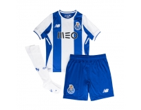 New balance mini kit oficial f.c.porto home 2017/2018 inf