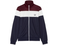 Fred perry casaco colour block