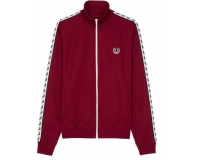 Fred Perry Casaco Taped Track