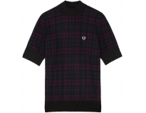 Fred Perry T-shirt de Malha Jumper W