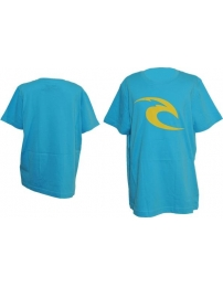 Rip curl t-shirt into the curl jr