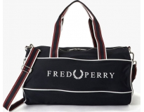 Fred Perry Saco Retro Branded Barrel