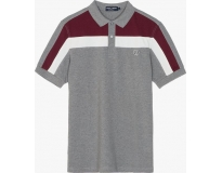 Fred perry polo sports authentic colour block piqué