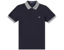 Fred Perry Polo Stripe Tipped