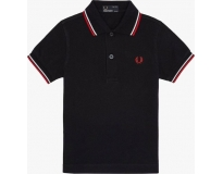Fred Perry Polo Slim Fit Twin
