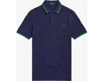 Fred Perry Polo Twin Tipped