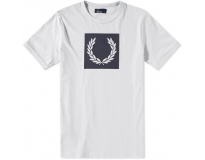Fred Perry T-shirt Printed Laurel Wreath