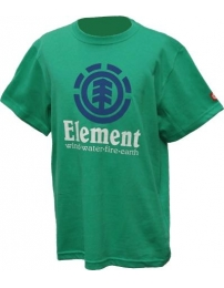 Element t-shirt vertical boys