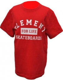 Element t-shirt for life boys
