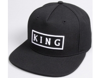 King boné select snapback