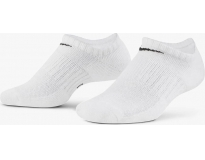 Nike Meias Pack 3 Value No Show